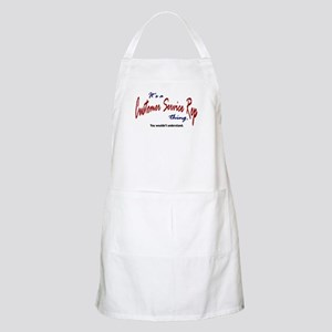 It's A Customer Service Rep Thing BBQ Apron