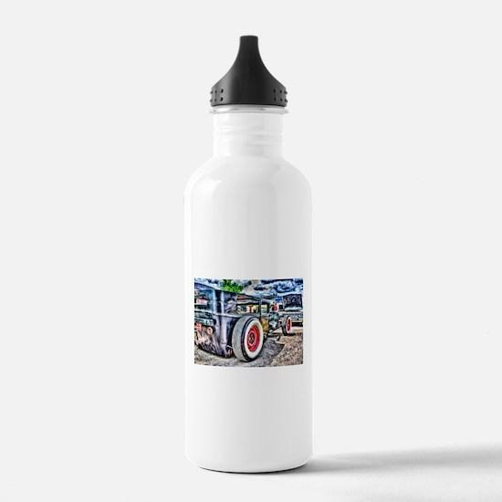 Rat rod Water Bottle