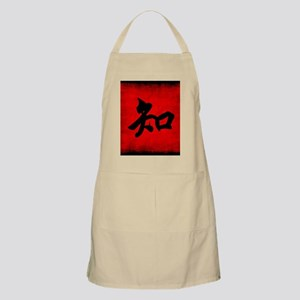 Knowledge in Chinese Apron