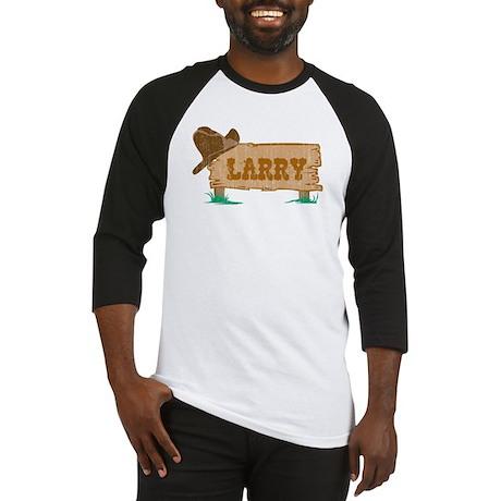 Larry western Baseball Jersey