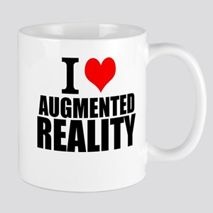 I Love Augmented Reality Mugs