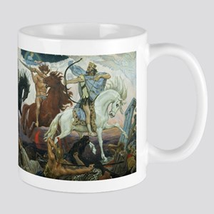 Four Horsemen of the Apocalypse Mugs