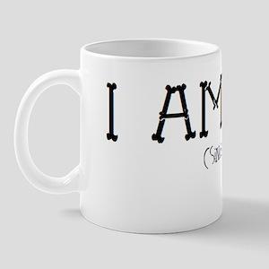 Inverted Rad Label Mug