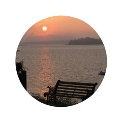 9/6 Misty Sunrise Button