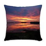9/29 Dazzling Sunrise Everyday Pillow