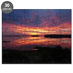 9/29 Dazzling Sunrise Puzzle