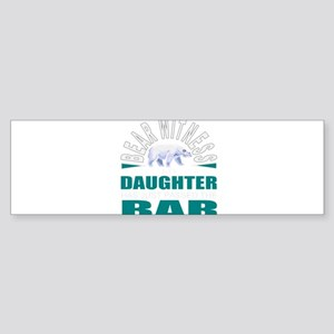 Daughter law student Bumper Sticker