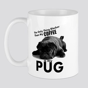 Pug Mug Mugs