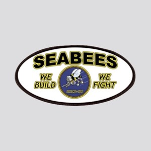 NMCB-27 SEABEES BATTALION Patch