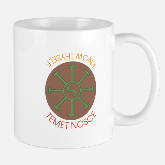 Know Thyself Mugs