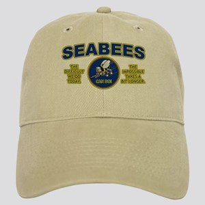 The Difficult We Do Today - Seabees Cap