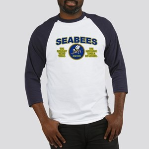 The Difficult We Do Today - Seabee Baseball Jersey