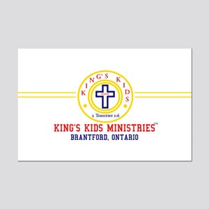 King's Kids Mini Poster Print