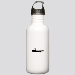 FLATBED TOW TRUCK Water Bottle