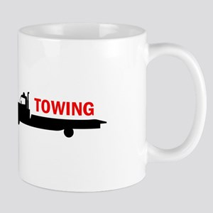 FLATBED TOWING Mugs