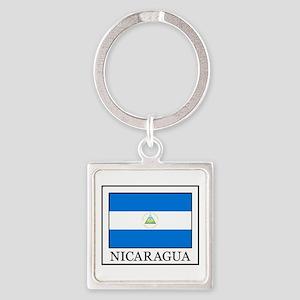 Nicaragua Keychains