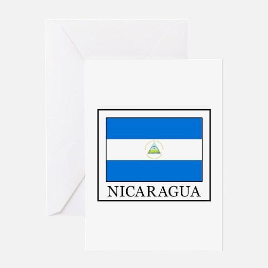 Nicaragua Greeting Cards