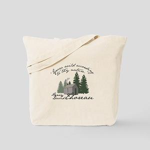 Grow Wild Tote Bag