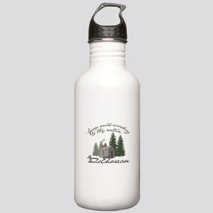 Grow Wild Water Bottle