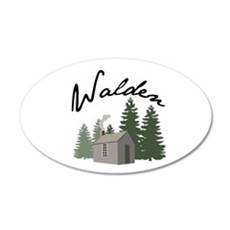 Walden Wall Decal