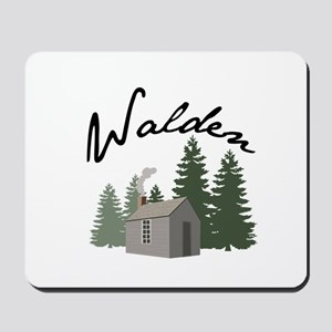 Walden Mousepad