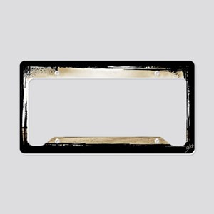 1933 Ford Coupe License Plate Holder