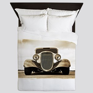11933 Ford Coupe Queen Duvet