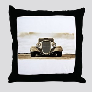 11933 Ford Coupe Throw Pillow