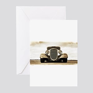 11933 Ford Coupe Greeting Cards