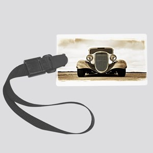11933 Ford Coupe Large Luggage Tag