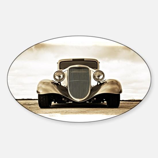 11933 Ford Coupe Decal