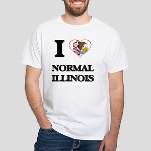 I love Normal Illinois T-Shirt