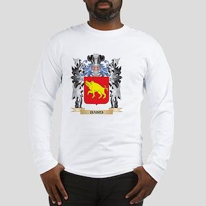 Baird Coat of Arms - Family Cr Long Sleeve T-Shirt