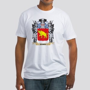 Baird Coat of Arms - Family Crest T-Shirt
