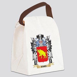 Baird Coat of Arms - Family Crest Canvas Lunch Bag