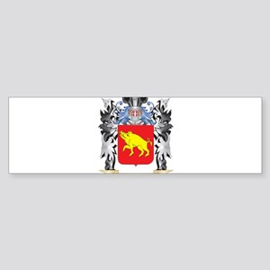 Baird Coat of Arms - Family Crest Bumper Sticker