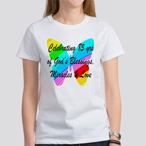 85 YR OLD BLESSING Women's T-Shirt