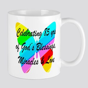 85 YR OLD BLESSING Mug