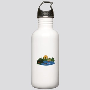 Lake House Water Bottle