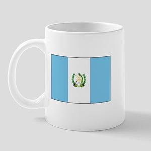 Guatemalan Flag Mug
