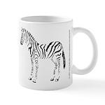 Grant's Zebra Mug