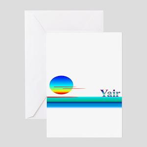 Yair Greeting Card