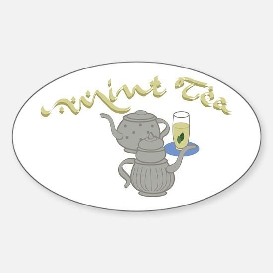 Mint Tea Decal