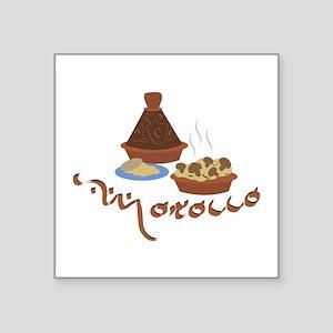 Tagine Morocco Sticker