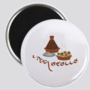 Tagine Morocco Magnets