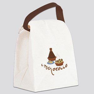 Tagine Morocco Canvas Lunch Bag