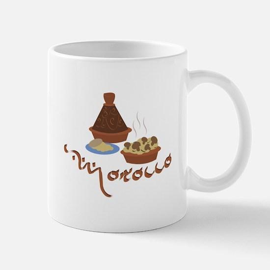 Tagine Morocco Mugs