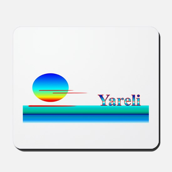Yareli Mousepad