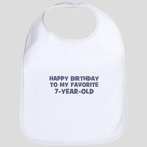 Happy Birthday To My Favorite Bib