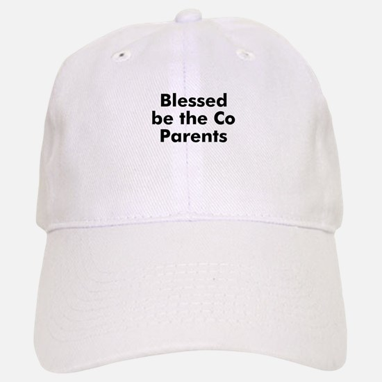 Blessed be the Co Parents Baseball Baseball Cap